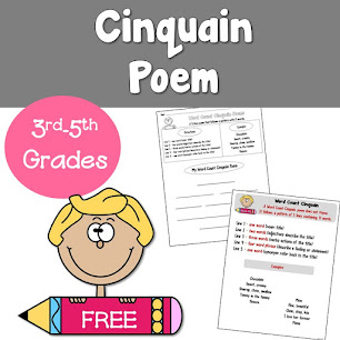 FREE Cinquain Poem