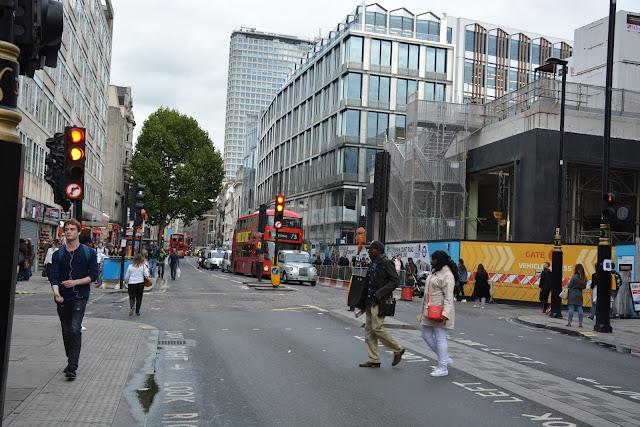 Oxford Caddesi
