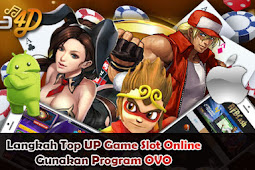 Langkah Top UP Game Slot Online Gunakan Program OVO