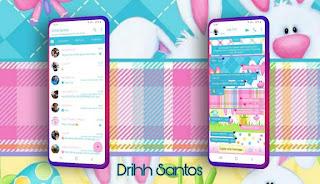 Cute Theme For YOWhatsApp & Fouad WhatsApp By Driih Santos