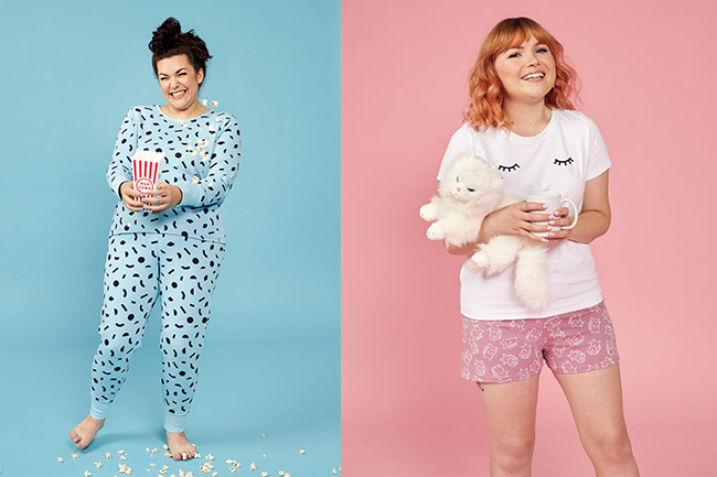 Juno pyjamas sewing pattern from Make It Simple by Tilly Walnes
