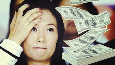 Dionisio Romero entregó pruebas de aporte a campaña de Keiko Fujimori en 2011