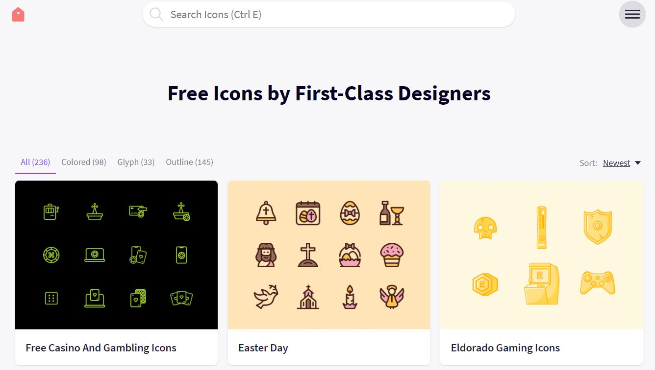 Iconstore is not like the other places listed in this article.