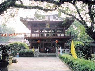 วัดกว่างเซียวซื่อ (Guangxiao Temple)