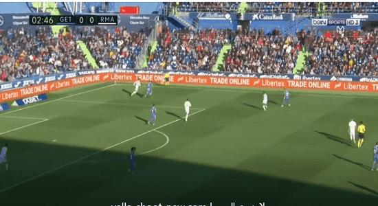 البث المباشر : ريال مدريد وخيتافي Getafe-cf vs Real-madrid kora online