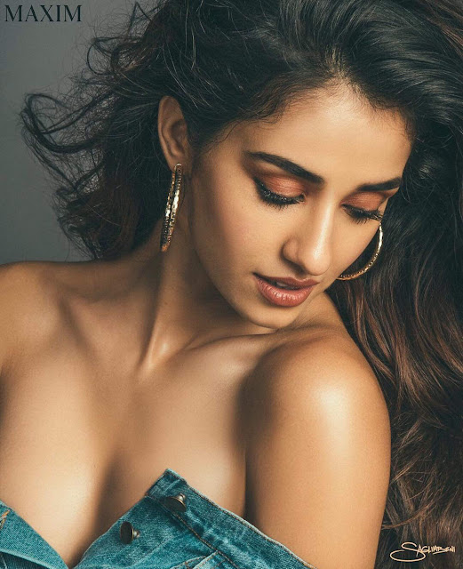 Disha Patani Hot & Sexy Photoshoot For Maxim India November 2017