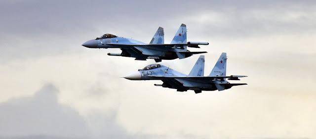 Ρωσικό Su-35 «κυνήγησε» τουρκικό F-16 στην Συρία!
