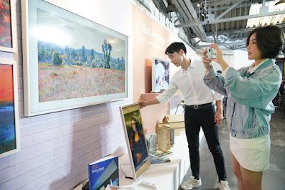 QLED TV จาก Samsung สุดยอดนวัตกรรมด้านภาพและเสียง อันดับหนึ่งในใจผู้ใช้ทั่วโลก