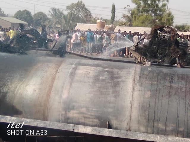 Anié : Grave accident de circulation provoquant des pertes en vies humaine sur la nationale N°1