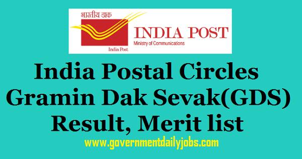 Punjab Postal Circle for 516 Post Result