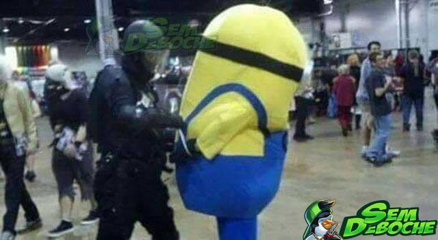 O CRIME NÃO COMPENSA
