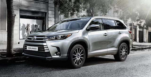 Toyota Highlander 2017-2018