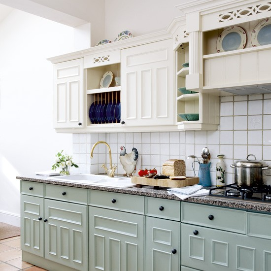 Country Kitchen Units