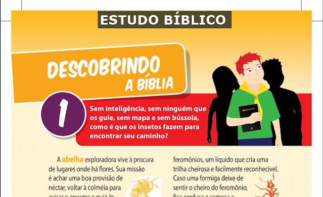 estudo biblico desbravadores pdf