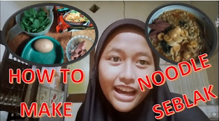 How to Make Simple Noodle Seblak
