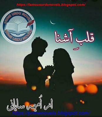 Qalb aashna novel by Umema Sayani Complete pdf