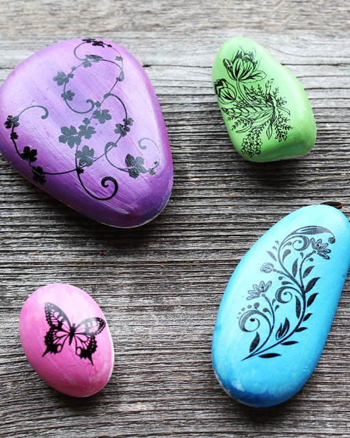 fun rock painting ideas