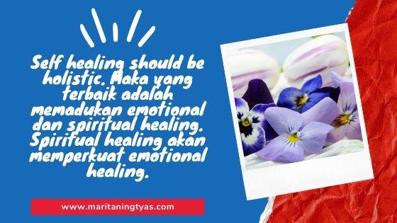 memadukan emotional dan spiritual healing