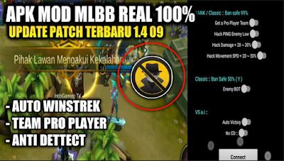 Download Script Auto Lag + Rank Booster (Auto Win) Patch KOF Part Ke-2 Mobile Legends