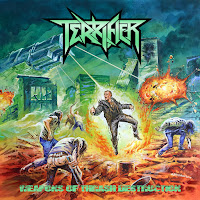 """Terrifier - """"Weapons of Thrash Destruction"""""""