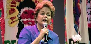 """""""Aumento do diesel e da gasolina é extorsão do povo brasileiro"""", diz Dilma"""
