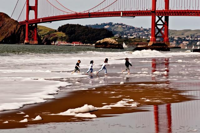 Passeios com crianças em San Francisco