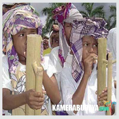Keke, Alat Musik Tradisional Dari Sulawesi Barat