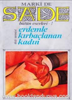 Marquis De Sade - Erdemle Kırbaçlanan Kadın