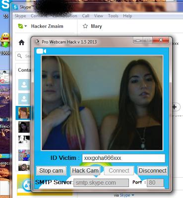 How I Can Hack Yahoo Webcam 6
