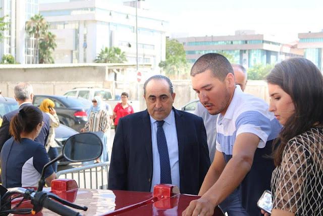 سترايك موتورز:عربة تونسية الصنع في انتظار الترخيص لها بالجولان (صور)