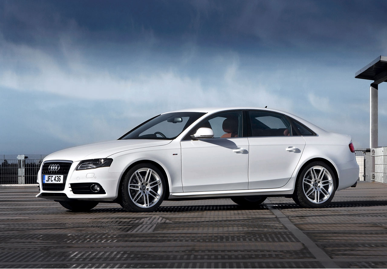 Wallpapers: Audi A4