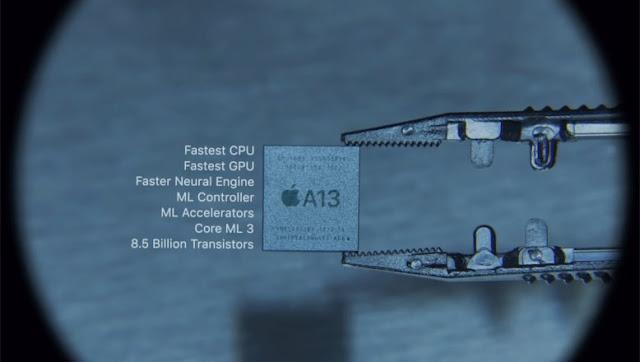iPhone 11 Pro - Bionic Chip dan Fitur Lainnya