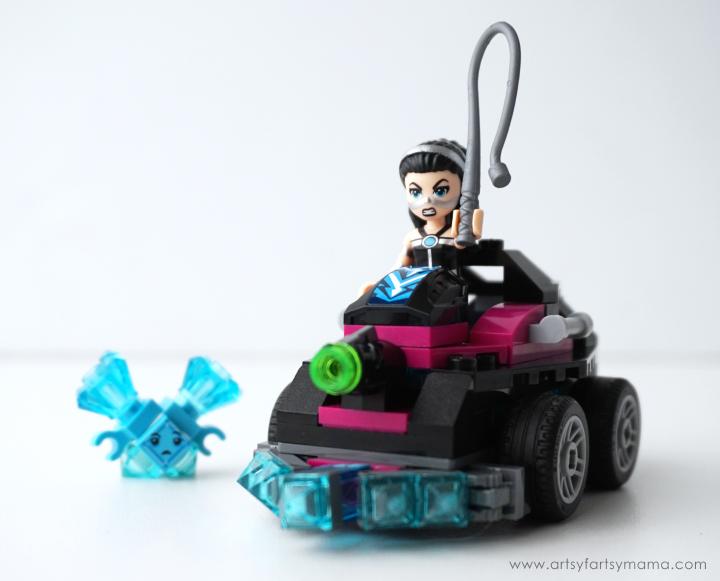 Adventures with LEGO DC Superhero Girls | artsy-fartsy mama
