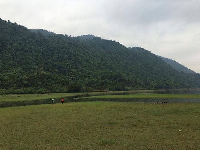 Noong Lake - the Heaven of Ha Giang