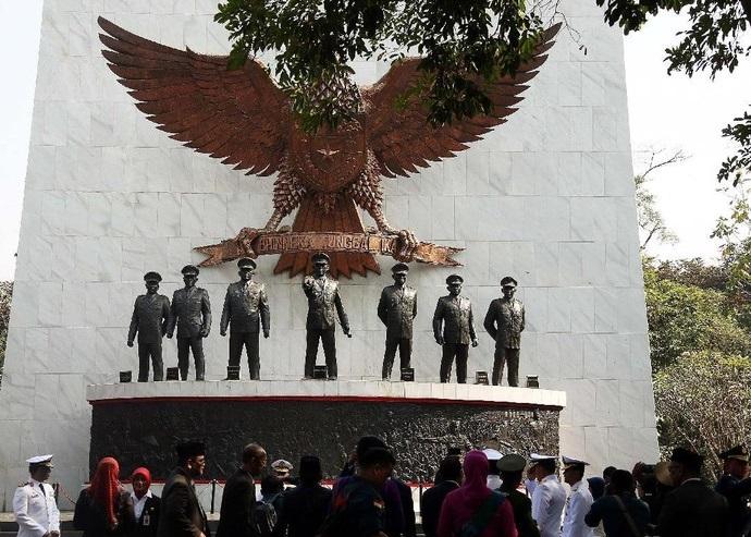 Bukan Hanya Soeharto, Patung 7 Pahlawan Revolusi Juga Dikabarkan Ikut 'Hilang' di Markas Kostrad