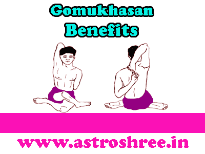 how to do gomukhasan