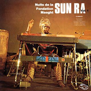Sun Ra, Nuits de la Fondation Maeght