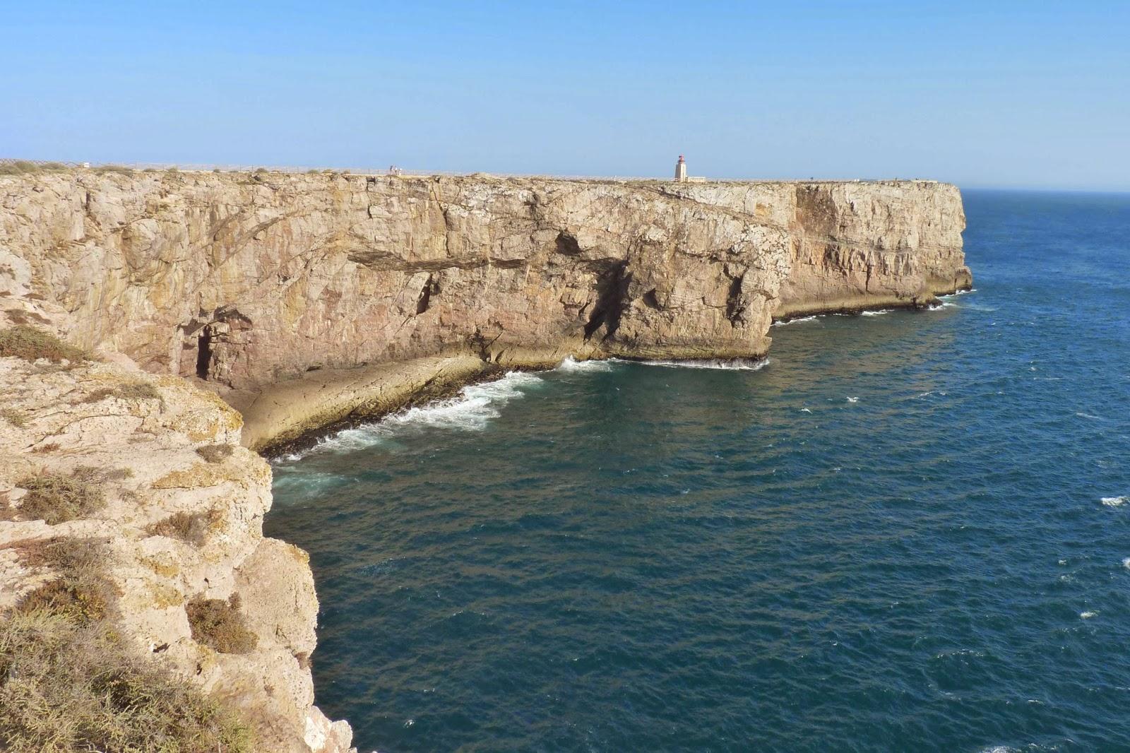 Fortaleza de Sagres.