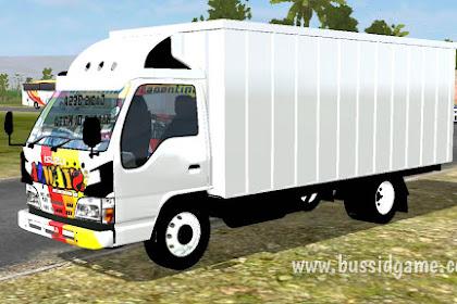 Mod Truck Box Isuzu Elf NKR71 By Azumods