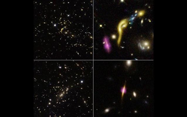 6 «νεκρούς» γαλαξίες εντόπισε η NASA