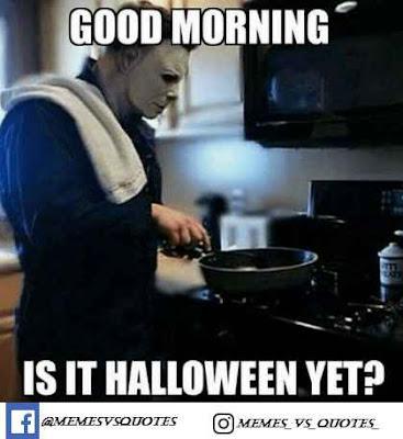 Is it halloween