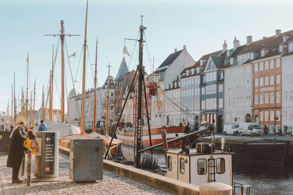 24 giờ trải nghiệm Copenhagen đầy sắc màu - Ảnh 2