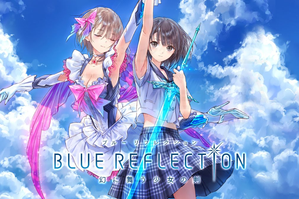 blue-reflection