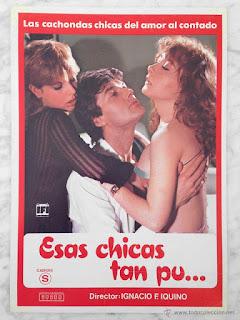 Esas chicas tan pu (1982)
