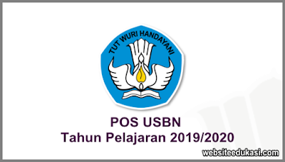 POS USBN 2020 Tahun Pelajaran 2019/2020