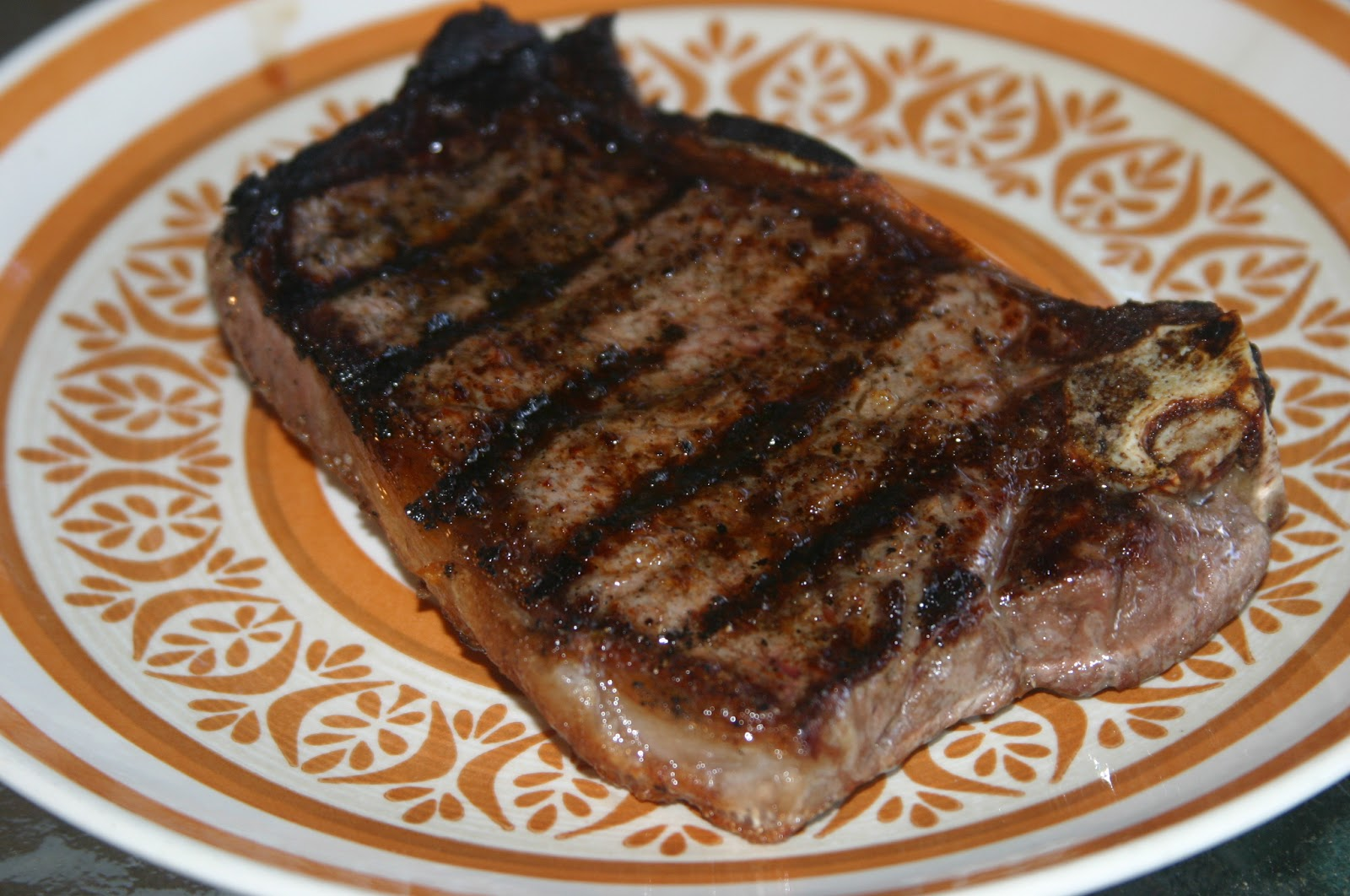 how to cook steak with thyme
