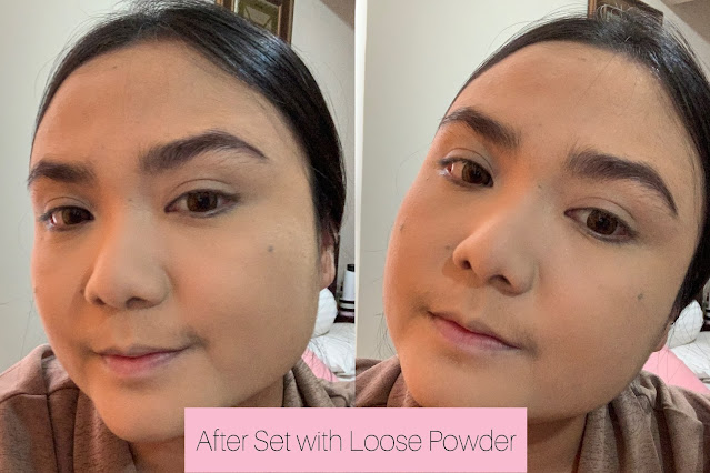 PIXY STAY LAST SERUM FOUNDATION REVIEW