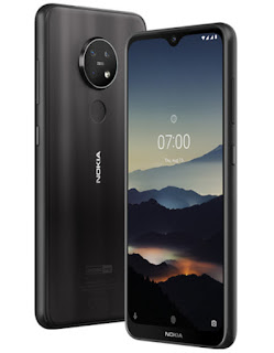 Nokia 7.2 dengan android one