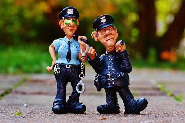 essay Policeman