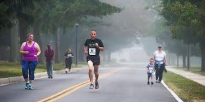 Correr a la vida